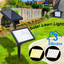 48LED Solar Spotlight Garden Lawn Lamp Landscape Lights Lamp Outdoor Waterproof