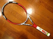 Wilson BLX Steam 96 Tennis Racquet - Brand New!