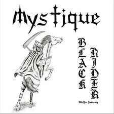 MYSTIQUE-Black Rider CD LIEGE LORD, Leather Nunn, Cirith Ungol,Raven Bitch,Zaxas