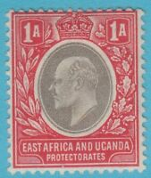 EAST AFRICA 18 NO FAULTS MINT HINGED OG  EXTRA FINE