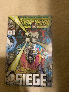 Deathlok (1991 series) #19 & 24 VF/NM Marvel comics
