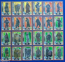 Star Wars Force Attax Choose One Force Awakens Extra Card #60 - 96