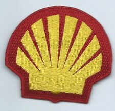 Shell Oil Co driver/employee patch 2-1/2 X 2-7/8 #1409