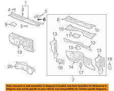 GM OEM Cowl-End Cap Retainer 11609796