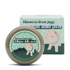 [ELIZAVECCA] Green Piggy Collagen Jella Pack - 100g Korean Cosmetics Beauty