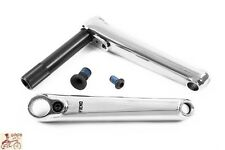 FIEND 2.5-PIECE 160MM CHROME BICYCLE CRANK