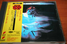 JEFF BECK Wired !!! SONY REC ex YEARDBIRDS , BECK BOGERT APPICE JAPAN OBI