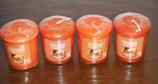 Yankee Candle Cinnamon Stick scented votive sampler candles lot 4 new wax