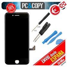 Pantalla completa LCD + Tactil iPhone 7 de 4,7 negra Calidad A+ Herramientas