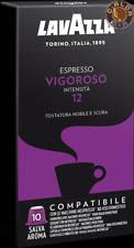 Lavazza 100 capsule Espresso Vigoroso compatibili Nespresso