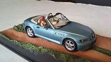 1/43 BMW Z3 JAMES BOND MOVIES DEAGOSTINI ALTAYA IXO IST