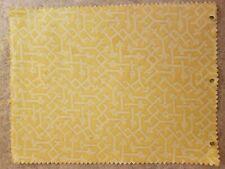 Fortuny fabric - Rabat, Citron Monotones