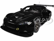 2013 ASTON MARTIN VANTAGE V12 GT3 BLACK 1/18 MODEL CAR BY AUTOART 81308