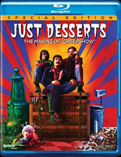 Just Desserts The Making of Creepshow Blu-ray Anamorphic Widescreen