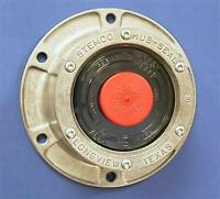 Stemco Plastic Spin On Hub Cap 340-4975