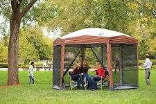 Coleman Shelter Instant Steel Tent Canopy Screen Sun Wind Dust Rain Protection