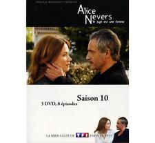 ALICE NEVERS, LE JUGE EST UNE FEMME S10 - 3 DVD