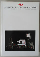 Leica Handbook of the Leica System, 3/92 with supplement.