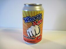Can of Whoop Ass, Funny gag gift vinyl cling wrap, can cover