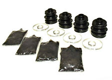 2007-2008 Arctic Cat 700 4x4 ATV: Pack of 4 Rear Axle Inner & Outer CV Boot Kits