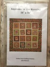 Espresso in the Morning Quilt Pattern by Endless Hours Quilting Co