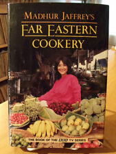 Madhur Jaffrey's Far Eastern Cookery Madhur Jaffrey 1989 First Edition, BBC