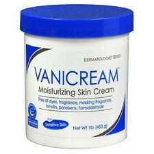 Moisturizing Skin Cream 16 Oz; Sensitive Skin