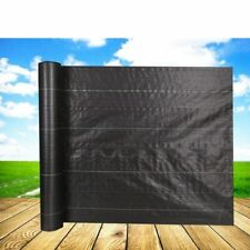 Hi-Quality Weed Control Fabric Membrane Landscape Ground Cover Barrier Block Mat