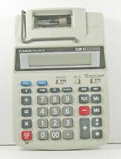 Canon P23-Dh Ii Mini Desktop Printing Calculator 2-Color&Paper-100% eBay rating
