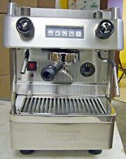1 Group Automatic Stainless Steel Espresso Machine Cappuccino Handmade 110 Volt