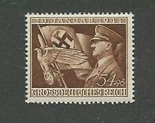 Mint postage stamp / Hitler & Nazi's assume power / Issued 1944 / MNH stamp