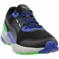Puma Future Runner Premium  Casual Running  Shoes - Black - Mens