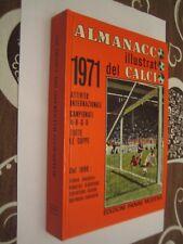 ALMANACCO ILLUSTRATO DEL CALCIO ANNO 1971 PANINI  - EDICOLA PERFETTO