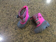 Sorel snow winter boots girl toddler 5 eur 22 Cub removable liner NY 1882 pink