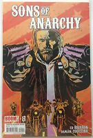 Sons Of Anarchy Comic Book #8 Samcro First Series 1st Print NM