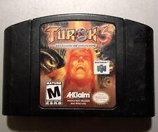 Turok 3: Shadow of Oblivion (Nintendo 64, 2000)