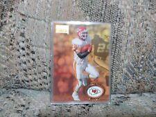 #83 Marcus Allen Kansas City Chiefs football card Brand New in case