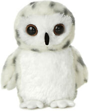 "Aurora - Mini Flopsie - 8"" Snowy Owl"