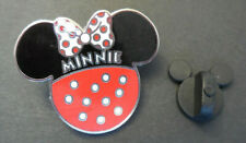 Mickey & Minnie Icons  - Minnie Mouse - Disney Trading Pin 2016 D0397