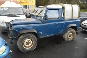 1998 LAND ROVER DEFENDER 90 TD5 MANUAL FRONT AXLE & DIFF DIFFERENTIAL