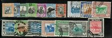 Egyptian Colony #98-114 Complete Set 1951 Used