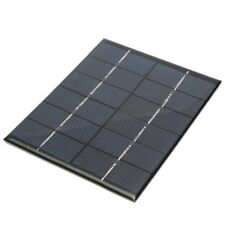 6V 2W Solar Panel Capable of Powering Arduino Uno