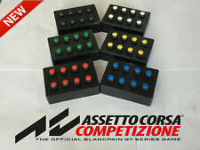 Assetto Corsa Button Box  PC and XBOX sim racing programable buttons + decal