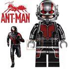 1pc Ant-Man Minifigure Building Toy Blocks Marvel Avengers Custom Lego #152