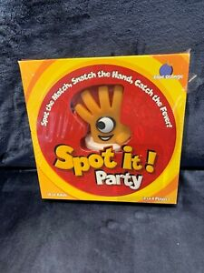 Spot It! Amazing Family Party Board Card Game Ages 10+ Brand NEW Sealed