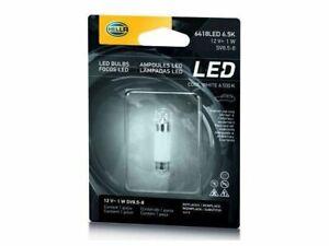 For 2009-2010 Volkswagen Passat CC License Light Bulb Hella 65478MQ LED Light