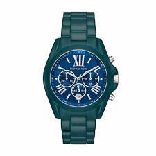 Michael Kors Oversized Bradshaw Teal Coated Watch MK6723