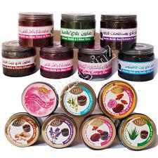 Moroccan Black Soap Argan Natural Beldi Pure Eucalyptus Rose Aker Fassi Lavender