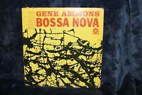 Gene Ammons - Bossa Nova Prestige PR-7257 LP Vinyl, play tested ULTRASONIC