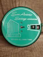 Vintage Add O Bank Coin San Antonio Savings Association No Key